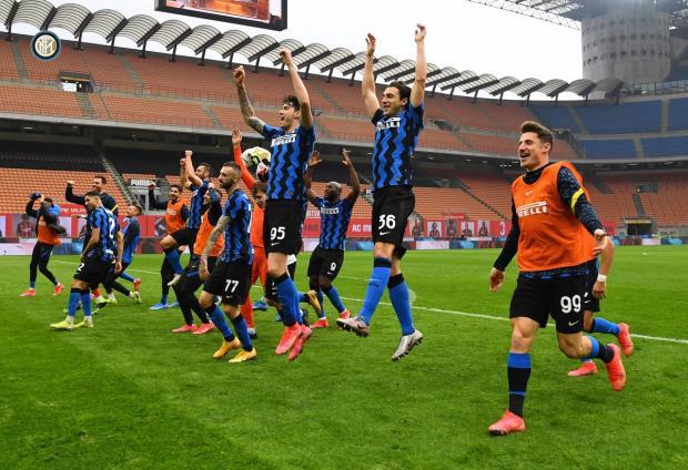 Антонио Конте: Посвящаем эту победу над «Миланом» нашим болельщикам