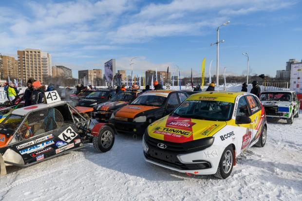 Андрей Севастьянов первым финишировал на московском ипподроме