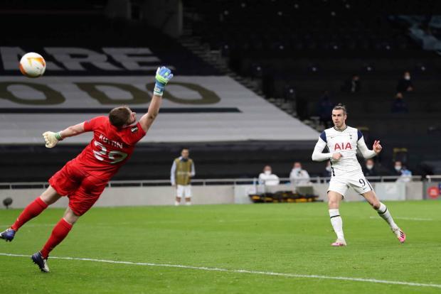 «Тоттенхэм» вышел в 1/8 финала Лиги Европы, во второй раз разгромив «Вольфсберг»