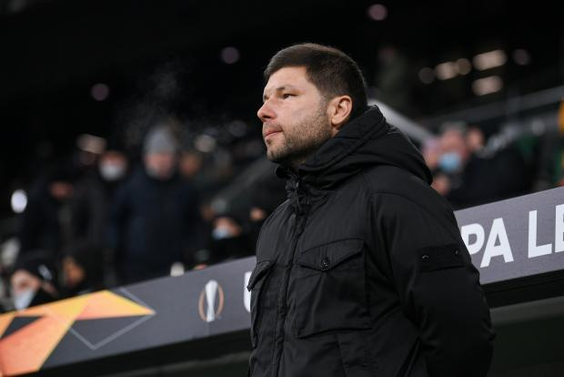 «Мы еще не вылетели из Лиги Европы». Мусаев - перед решающим матчем в Загребе