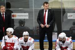 Олег Знарок: Сегодня был не лучший наш матч, но в конце мы могли вытащить игру