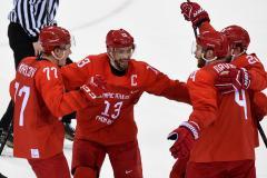 Победа, которую ждали 26 лет. Три года назад Россия выиграла олимпийский хоккейный турнир