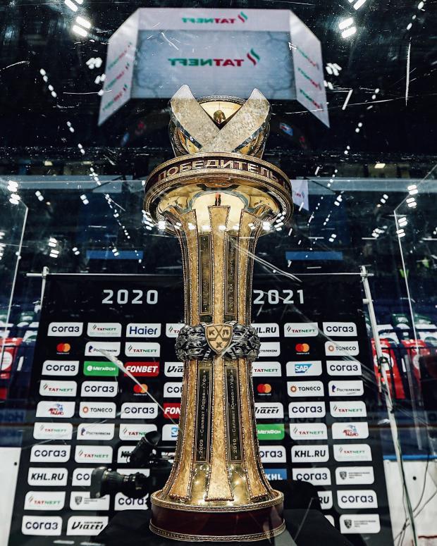 ЦСКА в гостях выиграл у «Ак Барса» и взял Кубок Континента