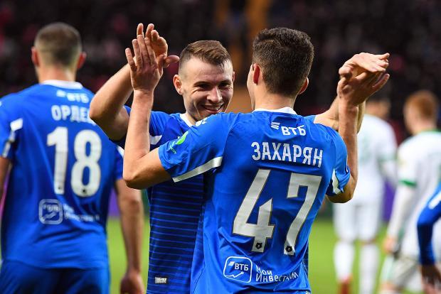 «Динамо» рвется наверх. А Талалаев показывает порнофутбол