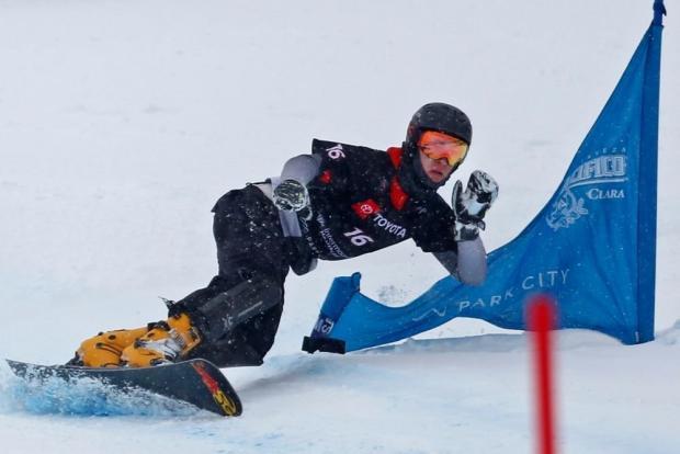 Логинов выиграл бронзу на чемпионате мира в параллельном слаломе