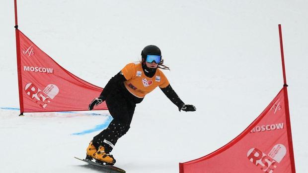 Надыршина стала чемпионкой мира в параллельном слаломе