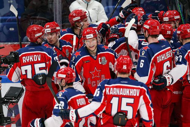 Павел Карнаухов: Нам придало импульс то, что сразу забили после пропущенной шайбы