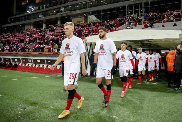 «Спартак» дома разгромил «Краснодар», Промес забил первый гол после возвращения