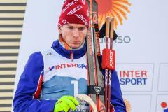 Россия могла выиграть марафон в Оберстдорфе. Даже при сломанной палке Большунова