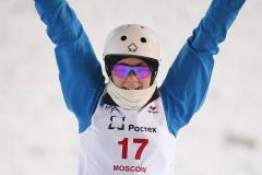 Никитина стала бронзовым призером в дисциплине лыжная акробатика на чемпионате мира по фристайлу