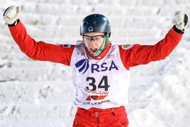 Россияне стали чемпионами мира  по лыжной акробатике в командных соревнованиях