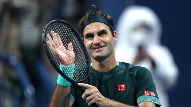 Федерер не выступит на турнире ATP в Дубае