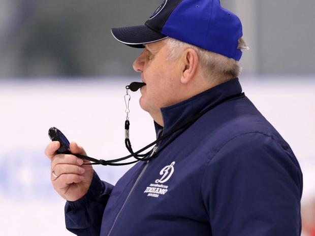 Владимир Крикунов: У СКА – один из самых мощных составов. Они быстрее, но лед нас рассудит
