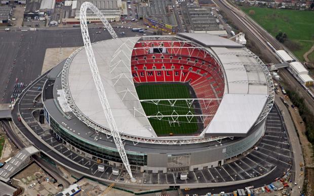 Старые легенды и новые традиции: стадион «Уэмбли»