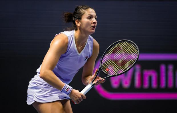 Гаспарян выбила Александрову из борьбы на турнире в Санкт-Петербурге