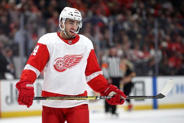 Фаббри признан первой звездой дня в НХЛ