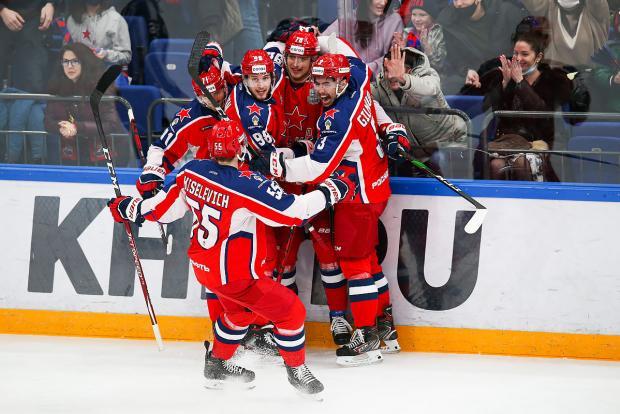 ЦСКА и «Ак Барс» движутся навстречу друг другу в финале Кубка Гагарина