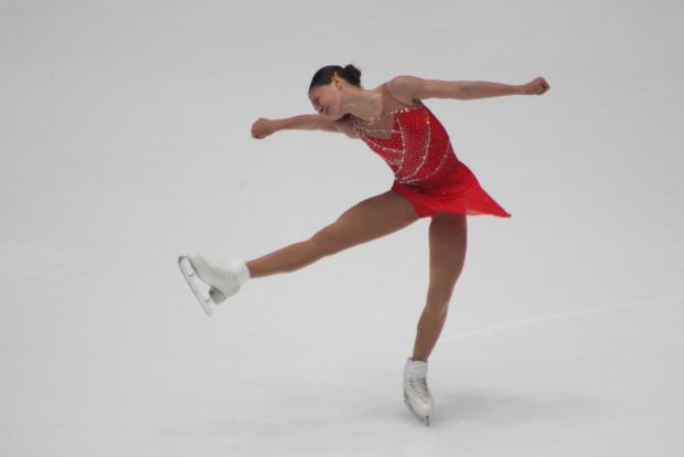 Волчкова – о фигуристке Константиновой: У нее есть проблема соревновательного характера
