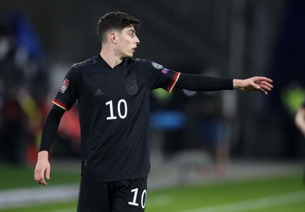 Германия разгромила Исландию в отборочном матче чемпионата мира 2022 года