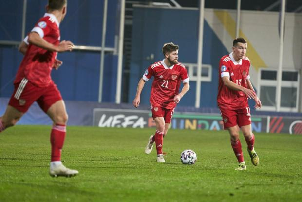 «Мы обязательно дадим бой французам». Игроки молодежной сборной России - о ключевом матче Евро-2021
