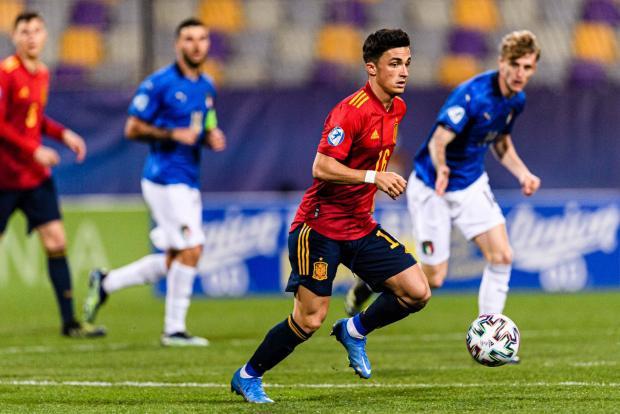 Испания и Италия в рамках молодежного Евро голов друг другу не забили