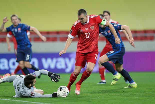 Ринат Билялетдинов: В матче со словаками нас опять подвела самоуверенность