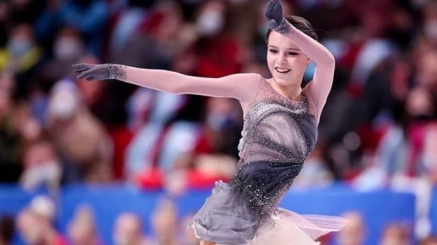 ТВ-рейтинги: Щербакова побила рекорд года. Футбольная сборная - не конкурент