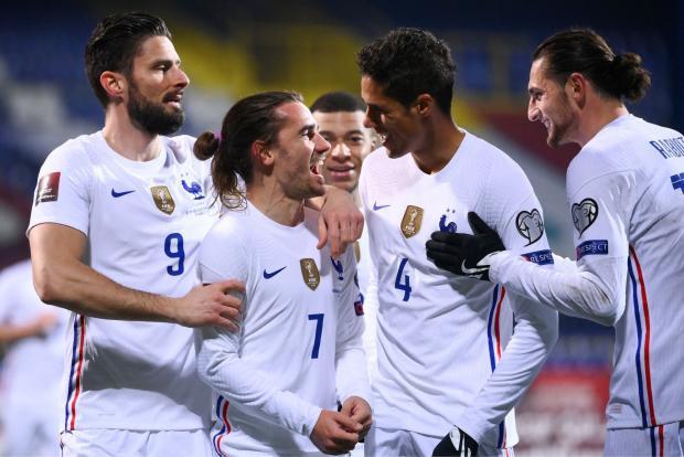 Украина не смогла переиграть Казахстан, Франция одолела Боснию