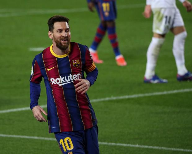 Стали известны условия, по которым Месси продлит контракт с «Барселоной»