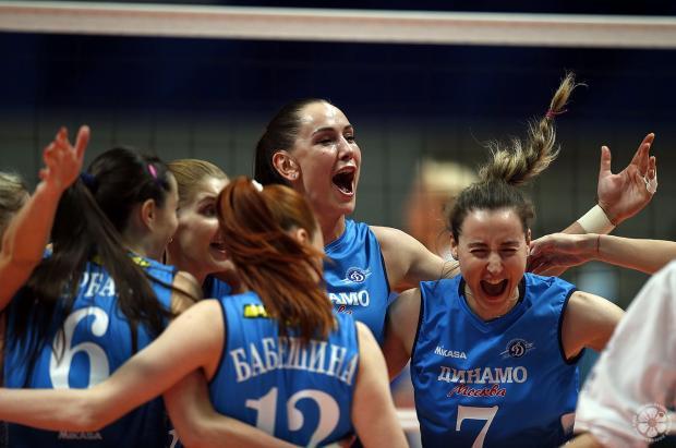 Браво, Москва! Спасибо, Казань! «Динамо» в финале сыграет с «Локомотивом»