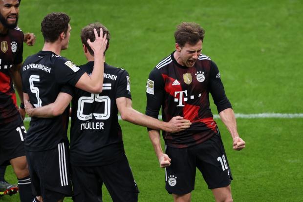 «Бавария» победила «Лейпциг» и упрочила лидерство в турнирной таблице