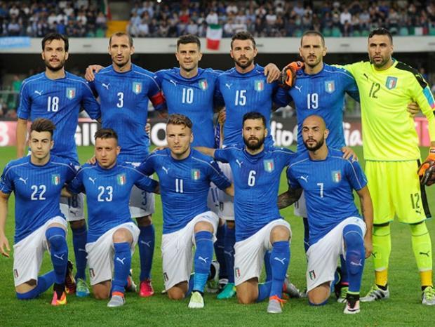 Теневые фавориты чемпионата Европы. Сборная Италии