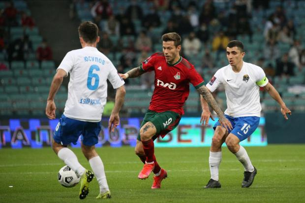 Марко Николич: Смолов должен в каждом матче играть так, как сегодня с «Сочи»