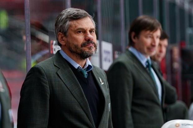 Дмитрий Квартальнов: Вратарь должен выручать. Билялов тащил даже в мертвых моментах