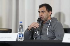 Олег Фоменко: «В матче с «Зенитом» мы не станем менять свою схему игры»
