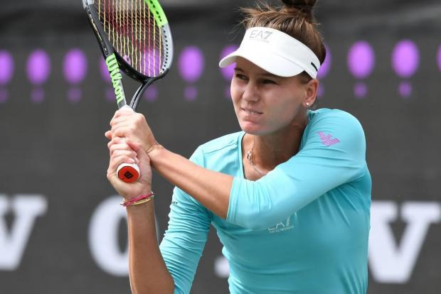 Кудерметова завоевала свой первый титул WTA в одиночном разряде, выиграв турнир в Чарлстоне