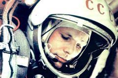 13 лет с Гагариным. Сегодня 60 лет полету первого космонавта, чьим именем назван главный трофей КХЛ