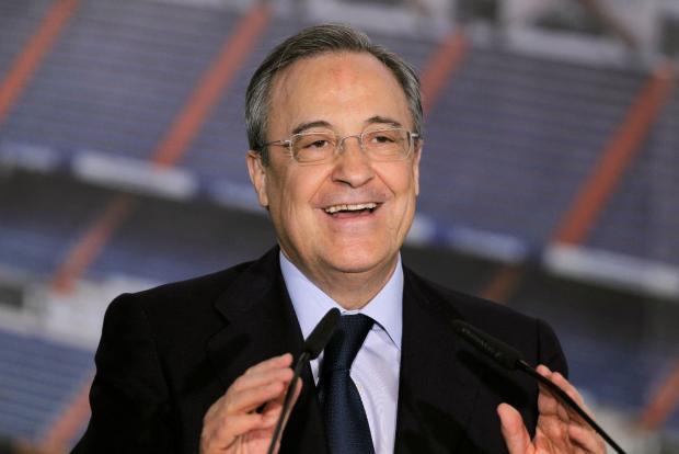 Перес переизбран на пост президента мадридского «Реала»