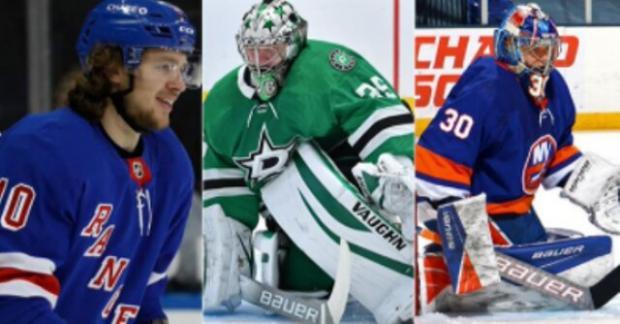 Панарин стал первой российской звездой недели в НХЛ, Худобин - вторая, Сорокин - третья