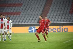 «Бавария» трижды отыгрывалась в плей-офф ЛЧ, «ПСЖ» трижды упускал преимущество
