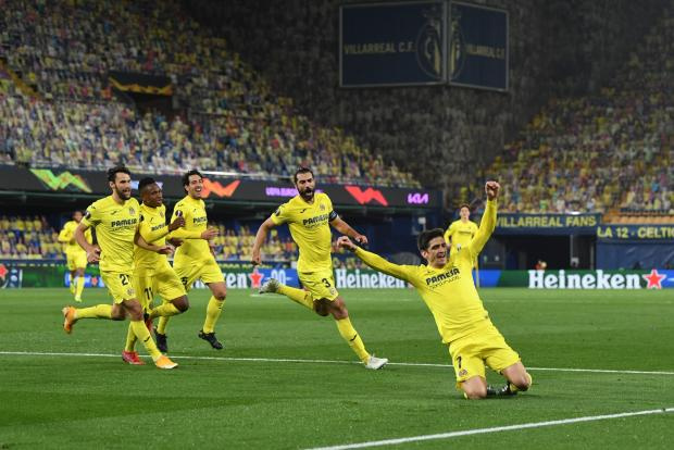 «Вильярреал» дома во второй раз переиграл загребское «Динамо» и стал полуфиналистом Лиги Европы
