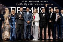 Премия РБ 2021: как прошло самое масштабное мероприятие в спортивно-букмекерской отрасли