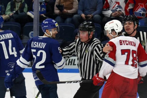 Ярослав Люзенков: Мы просили ребят играть проще, но они выдумывали сложные ситуации