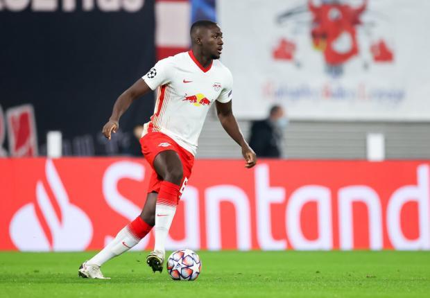 Конате – о своем будущем в «Лейпциге»: Мы хотим дойти до финала Кубка Германии