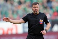Андрей Червиченко: Только Вилков и слепой не видели, что пенальти на Крыховяке близко не было