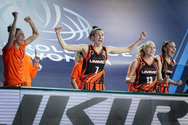 УГМК стал шестикратным победителем женской Евролиги