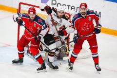Прервет ли Армия полет идеальных «ястребов»? Сегодня второй матч финала ЦСКА – «Авангард»