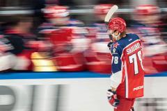 Не зря Шалунов сменил дислокацию. ЦСКА сравнял счет в серии с «Авангардом»
