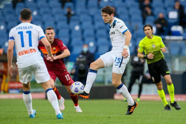 «Рома» не смогла переиграть «Аталанту», Миранчук провел всю игру в запасе