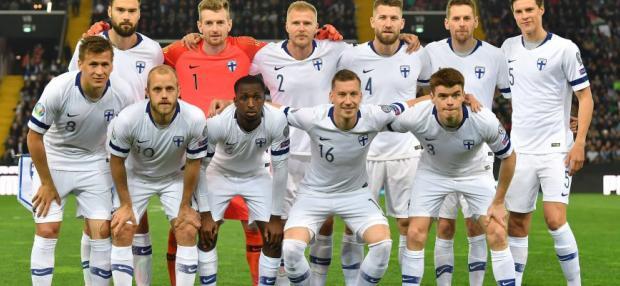 С надеждами повторить путь Исландии. Сборная Финляндии